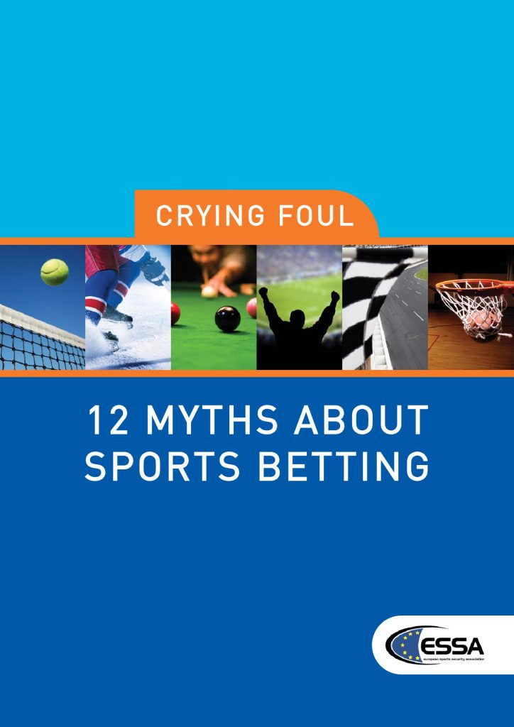 Crying Foul: 12 Myths About Sports Betting