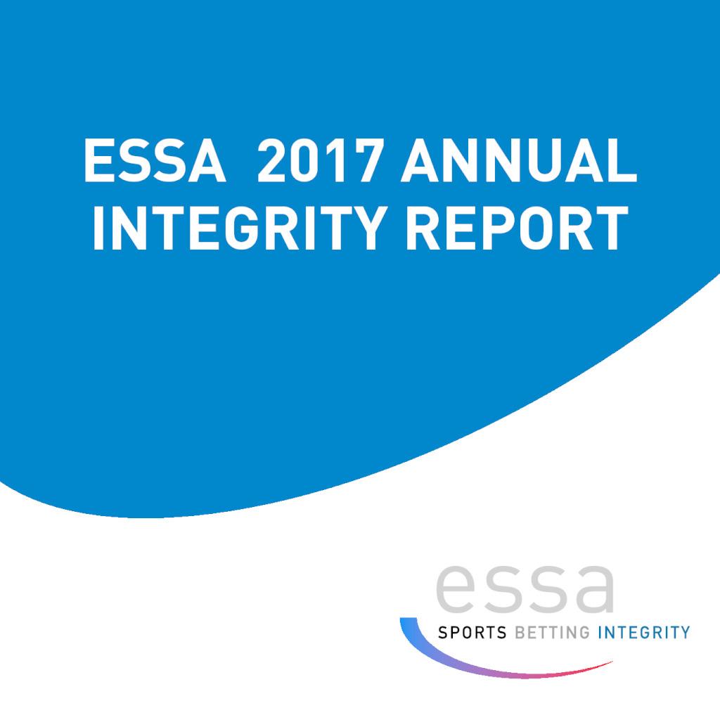ESSA Q4 2017 INTEGRITY REPORT