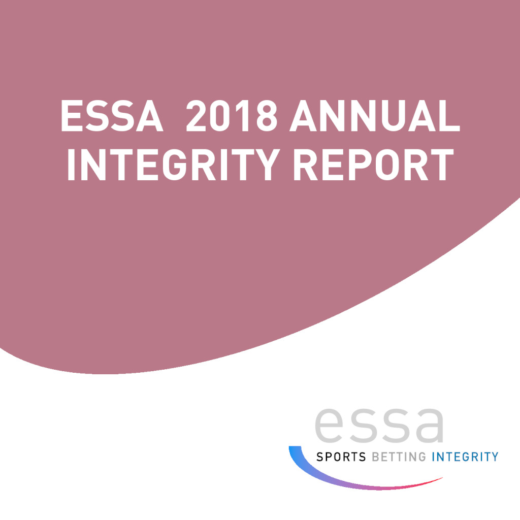 ESSA Q4 2018 INTEGRITY REPORT