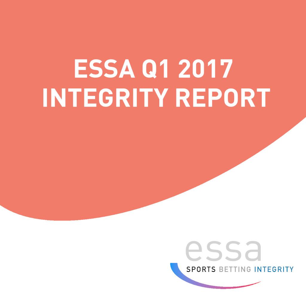 ESSA Q1 2017 INTEGRITY REPORT