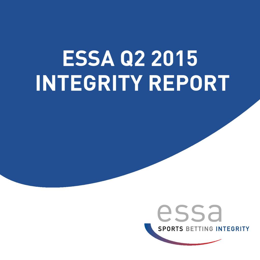 ESSA Q2 2015 INTEGRITY REPORT