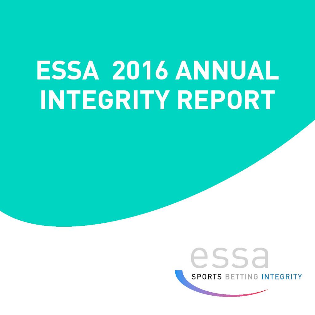 ESSA Q4 2016 INTEGRITY REPORT